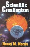 Scientific creationism by Institute for Creation Research., Institute for Creation Research