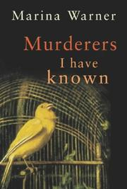 Cover image for Murderers I Have Known