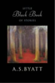 Cover of: The little black book of stories by A. S. Byatt