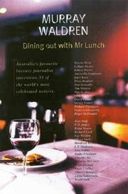 Dining out with Mr. Lunch PDF