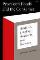 Processed foods and the consumer PDF