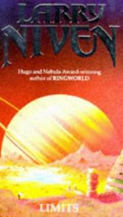 Cover of: Limits by Larry Niven
