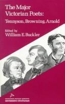Major Victorian Poets Tennyson Browning Arnold PDF