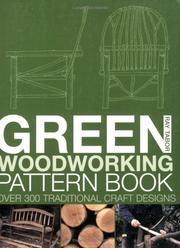 Green Woodworking Pattern Book PDF