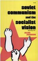 Soviet communism and the socialist vision PDF