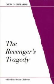 The revenger's tragedy by Tourneur, Cyril