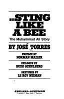 Sting like a bee by José Torres