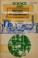 Science and industry in the nineteenth century PDF