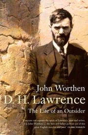 D.H. Lawrence by John Worthen