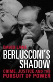Berlusconi's Shadow PDF