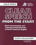 Clear speech from the start PDF