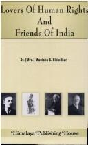 Lovers of human rights and friends of India by Manisha Dikholkar