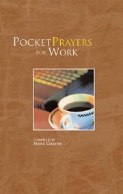 Pocket Prayers for Work PDF