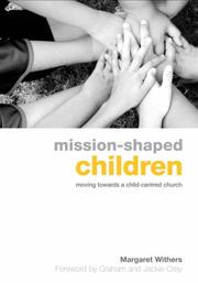 Mission-Shaped Children by Margaret Withers