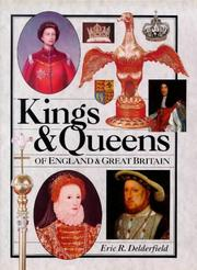 Brief guide to Kings &amp; Queens of England and Great Britain by Eric R. Delderfield