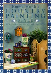 Emma Hunk's country painting style PDF