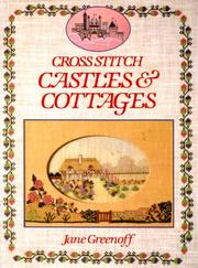 Cross Stitch Castles and Cottages by Jane Greenoff