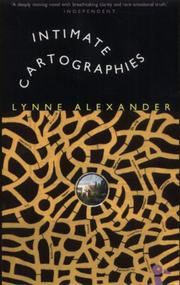 Intimate Cartographies by L.A. Alexander