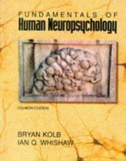 Fundamentals of human neuropsychology by Bryan Kolb