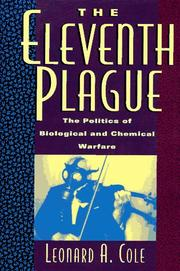 The Eleventh Plague by Leonard A. Cole