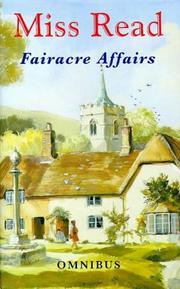 Fairacre Affairs Omnibus PDF