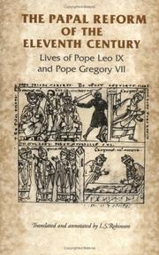 The Papal Reform of the Eleventh Century PDF