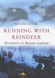Running with reindeer by Roger Took