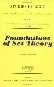 Foundations of set theory PDF