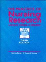 The practice of nursing research PDF