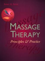 Massage Therapy by Susan G. Salvo