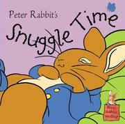 Peter Rabbit Snuggle time: A Clothbook PDF