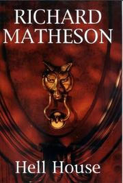 Hell House by Richard Burton Matheson