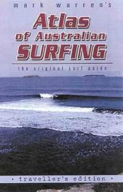 Atlas of Australian Surfing by Mark Warren