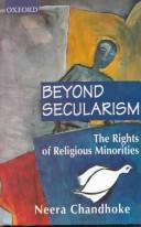Beyond Secularism by Neera Chandhoke