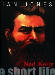 Ned Kelly by Jones, Ian