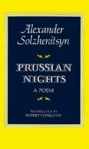 Prussian Nights PDF
