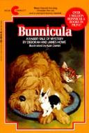 Cover of: Bunnicula by Deborah Howe