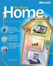 Cover of: This wired home by Alan R. Neibauer