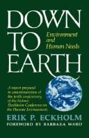 Down to earth PDF