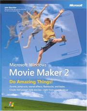 Microsoft  Windows  Movie Maker 2 PDF