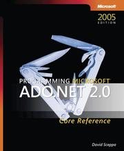 Programming Microsoft  ADO.NET 2.0 Core Reference by David Sceppa