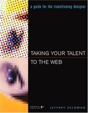 Taking your talent to the Web by Jeffrey Zeldman