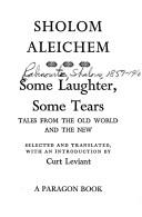 Short stories by Sholem Aleichem