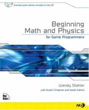 Beginning Math and Physics for Game Programmers (New Riders Games) PDF