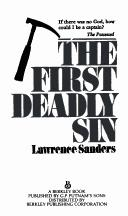 The First Deadly Sin PDF