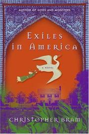 Exiles in America by Christopher Bram