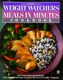 Weight Watchers' Meals in Minutes Cookbook PDF
