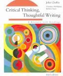 Critical thinking, thoughtful writing PDF