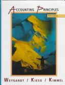 Cover of: Accounting principles by Jerry J. Weygandt