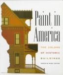Paint in America by Roger W. Moss